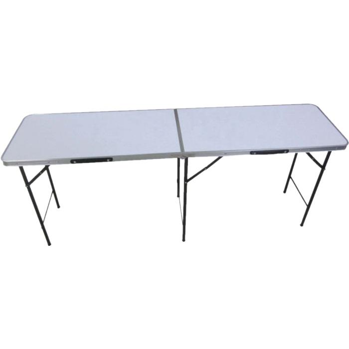 Стол Tramp TRF-025 складнойУниверсальный складной стол для загородного отдыха и кемпинга. Каркас выполнен из стали. Столешница сделана из двухстороннего ламинированного МДФ белого цвета. Легко складывается, переносится и занимает мало места при хранении. В комплекте тканевый чехол, защищающий от царапин при перевозке и хранении.<br><br>Вес кг: 5.80000000