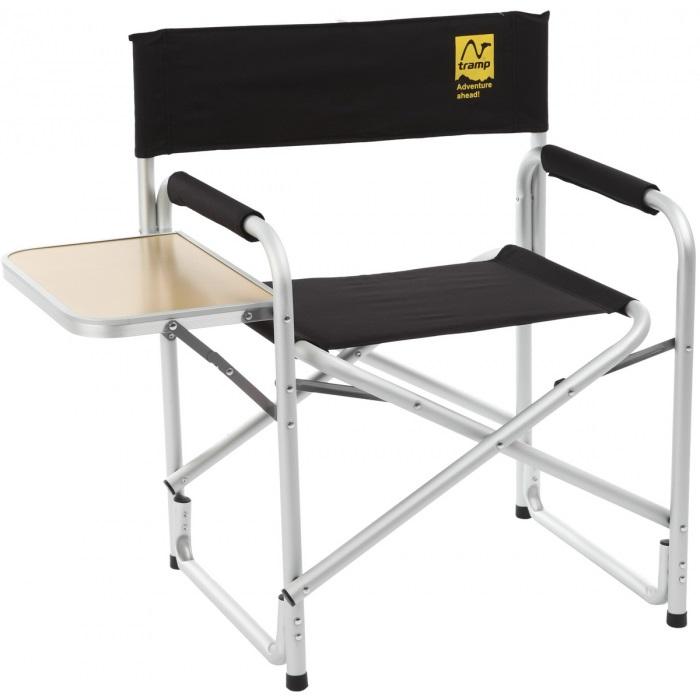 Стул Tramp TRF-002 директорский со столомДиректорский стул со столом Tramp TRF-002 - это доработанная модель популярного Директорского стула. Для большего удобство к стулу добавлена небольшая столешница, на которую можно поставить еду или напитки.<br><br>Вес кг: 3.50000000