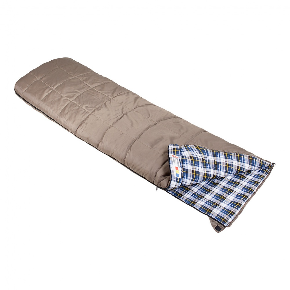 Спальный мешок RedFox Hunter 200 XLСерия просторных спальных мешков для путешествий на автомобиле, кемпинга, охоты и рыбалки в холодную погоду. Благодаря функциональному утеплителю Vario Dry большого объема изделия очень теплые, прекрасно сохраняют тепло даже в условиях сырости. Исключительный комфорт во время холодных ночёвок обеспечивает мягкая фланелевая подкладка.<br><br>Вес кг: 2.20000000