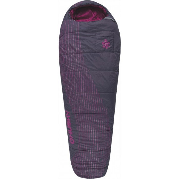 Спальный мешок Husky Ladies MajestyЭтот трехсезонный спальный мешок разработан специально для женщин. Форма спальника адаптирована к женской фигуре и кроме того чтобы в холодную погоду еще утеплить спальник, здесь есть вкладыш для ног. Зима не застанет вас в расплох, если у вас есть спальник Ladies Majesy.<br><br>Вес кг: 1.80000000