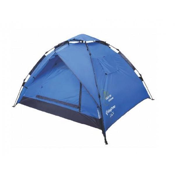 Палатка KingCamp Luca 2Легкая двухслойная полуавтоматическая палатка, может использоваться в качестве отдельного тента<br><br>Вес кг: 3.10000000