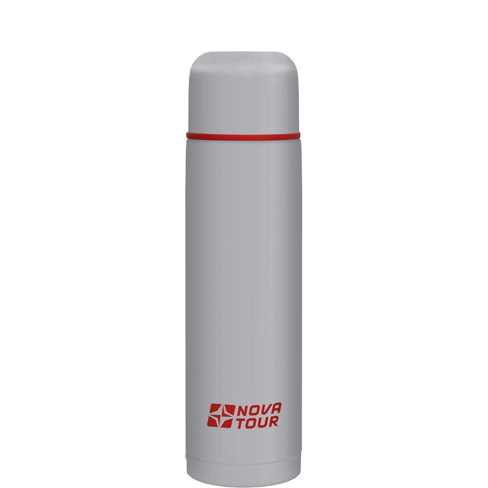 Термос Nova Tour Титаниум 750Термос, ёмкостью 0,75 л, выполненный из пищевой нержавеющей стали, с поворотным клапаном (Достаточно повернуть пробку на пол-оборота чтобы налить содержимое из термоса), который дает возможность при наливании не открывать термос целиком для меньшего охлаждения содержимого. Не большой диаметр корпуса делает термос удобным для обхвата и открытия крышки даже детской рукой.<br><br>Вес кг: 0.50000000