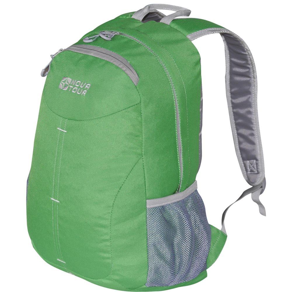 Рюкзак Nova Tour Симпл 20 зеленыйОблегченный городской рюкзак с одним основным отделом, небольшим фронтальным карманом и боковыми карманами из сетки.<br><br>Вес кг: 0.30000000
