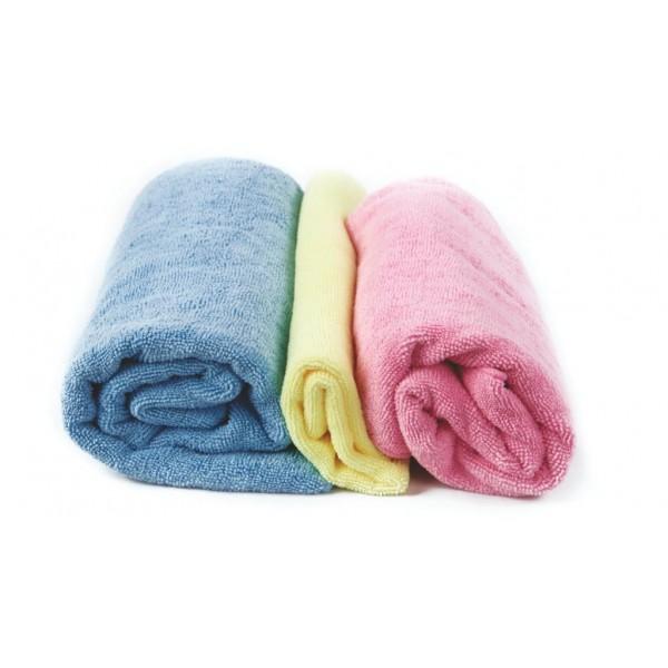 Полотенце KingCamp Camper Towel XLПолотенце спортивное махровое 90 х 180 см<br>