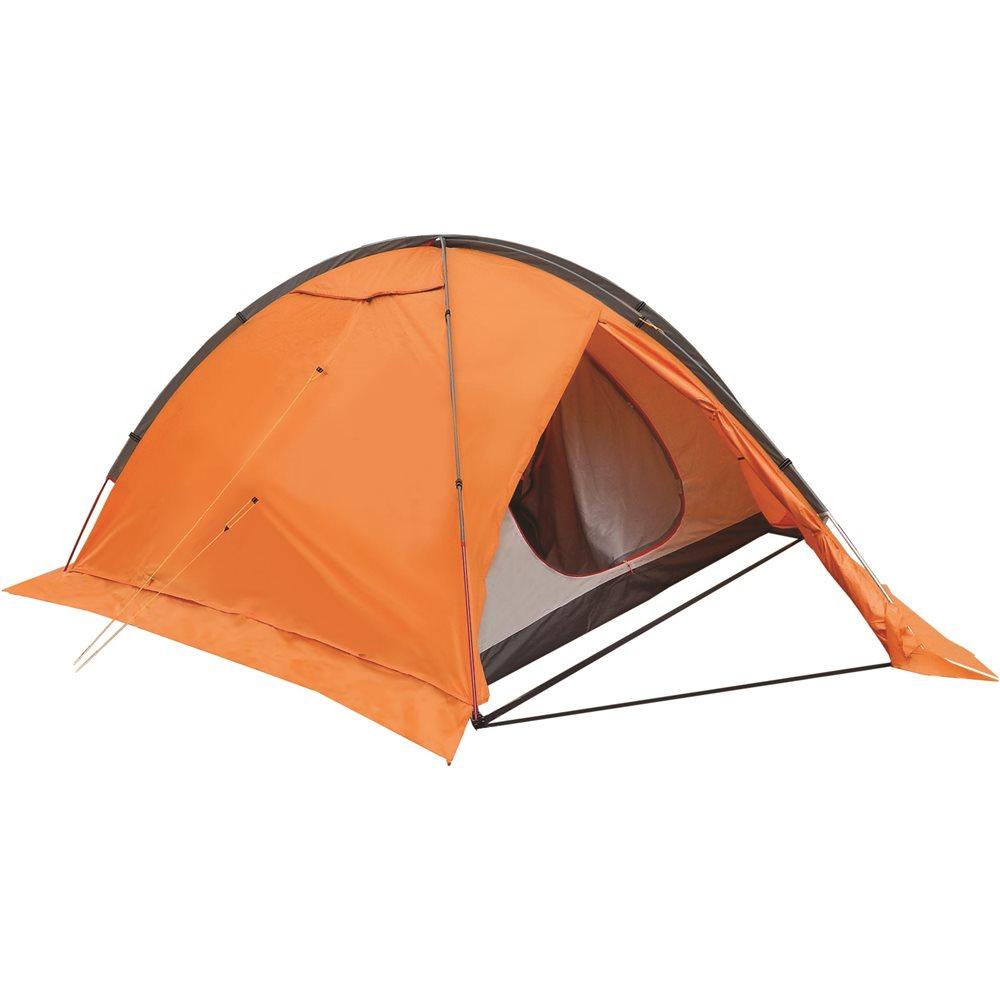 Палатка Nova Tour Хан-Тенгри 3Трехместная палатка с усиленным внешним каркасом. Симметричная конструкция позволяет равномерно натянуть тент в любую погоду. А внешний каркас дает возможность стразу установить внутреннюю палатку и тент.<br><br>Вес кг: 4.20000000