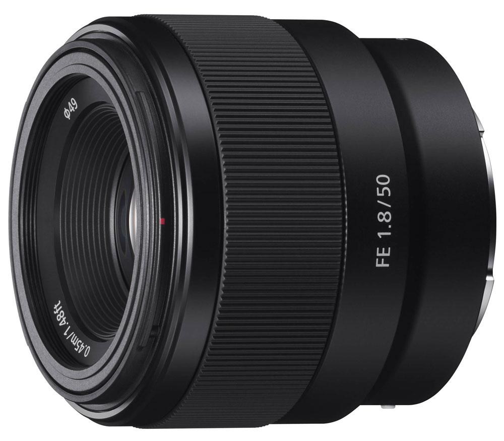 Объектив Sony FE 50mm f/1.8 (SEL-50F18F)Объектив с фиксированным фокусным расстоянием 50 мм и большим отверстием диафрагмы — отличное бюджетное решение для продвинутых пользователей полнокадровых камер.<br><br>Вес кг: 0.20000000