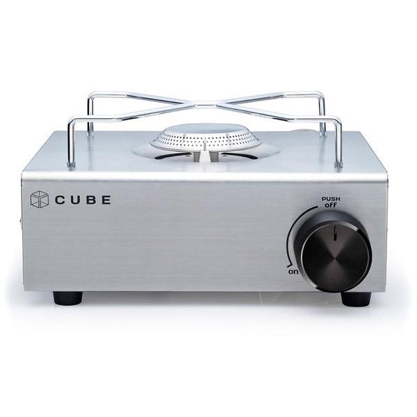 Газовая плита Kovea Cube КGR-1503Газовая плита Kovea Cube КGR-1503 - легкая и компактная настольная плитка, отличающаяся лаконичным дизайном и приятным цветом. Корпус сделан из нержавеющей стали. Плита имеет съемную подставку под посуду, большую конфорку. Работает от одного цангового газового баллона KGF-0220, который помещается внутри плиты.<br><br>Вес кг: 0.80000000
