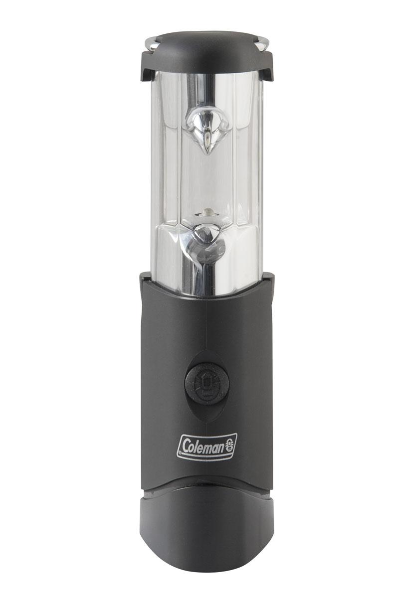 Лампа-фонарь Coleman Reflecting LED LanternЛампа Reflecting LED Lantern. Направленный (с помощью отражающей панели) или рассеянный свет. Два режима работы. Световой поток: high/ 90 лм, low/ 45 лм. Дальность: high/ 13 м, low/ 10 м. Время работы: high/ 9 ч, low/ 18 ч. Работает от 3-х батареек типа АА (в комплекте) Влагозащита IPX 4 Размеры: (ВxШ): 5.2 х 16,0 см. Вес: 136 гр.<br><br>Вес кг: 0.20000000