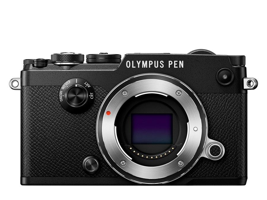 Фотоаппарат Olympus PEN-F Body Silver/Black со сменной оптикойКамера OlympusPEN-F - просто прекрасна. Это результат 80-летней истории камер и технических инновация. Высококачественные материалы в сочетании с ретро дизайном создают выдающуюся камеру. Первоклассный внешний вид поистине впечатляет! Удобство управления богатым функционалом было очень важно при создании камеры PEN-F. Отличная резкость и высокое разрешение, а также инновационные решения, такие как: 5-осевая стабилизация и 50 мп режим, помогут создать изображение исключительного качества.<br><br>Дизайн вне времени. Необычная текстура исполнения. С самого первого прикосновения OLYMPUS PEN-F создает особые ощущения, которые хочется запомнить навсегда. Совершенство дизайна OLYMPUS вдохновит вас на всю жизнь.<br><br>С новым колесиком регулировки фотоэффектов у вас появляется прямой доступ к 4 творческим функциям. Две из них никогда не были использованы ранее. С Monochrome Profile Control вы можете устанавливать четыре различных эффекта наподобие фильтра с монохромным эффектом, имитирующим классические фото-фильтры. Со шкалой градации вы сможете регулировать контраст фотографий прямо на экране камеры. И с опцией Colour Profile Control - менять насыщенность 12 различных цветов.<br><br>Благодаря 5-осевой стабилизации изображения вы можете снимать на длинной выдержке, легко создавая четкие кадры. За счет нового сенсора OLYMPUS, камера PEN-F обеспечивает высокое качество изображения. А 20 миллионов пикселей разрешения способны убедить каждого.<br><br>OLYMPUS PEN-F - первая камера в линейке PEN с электронным видоискателем.С видоискателем такие эффекты как: арт фильтры и монохром доступны до момента съемки кадра на любом этапе настройки. Следите за тем как на самом деле получится фотография и настраивайте изображение в режиме реального времени.<br><br>Встроенный Wi-Fi и приложение OLYMPUS Image Share позволяет вам управлять камерой удаленно, а также изменять настройки, передавать изображения на свой смартфон или план