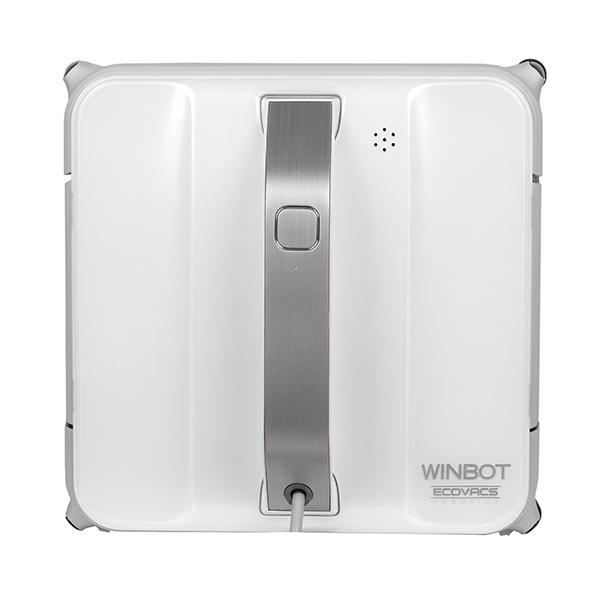 Робот Winbot W850 для мойки оконРобот мойщик окон Winbot W850.<br><br>Скажите Прощай! старым способам мойки окон и дайте WINBOT сделать свою работу! Наши удостоенные наград роботы, с их системой очистки окон и запатентованной технологией безопасного крепления к стеклу легко справятся со своей задачей. Пусть ваши окна сверкают чистотой! WINBOT подходит для разных видов стеклапакетов, для классического и безрамного остекления, тонированных и цветных стёкол. Всё, что вам нужно — распылить немного чистящего раствора на стекло, поместить на него робота, нажать старт и ... наслаждаться видом из окна!<br><br>WINBOT — не раз был признан победителем в категории роботов мойщиков окон за его запатентованные технологии и инновации. Кроме того, WINBOT — уникальный продукт в индустрии домашней робототехники, разработанный эксклюзивно компанией Ecovacs Robotics.<br><br>В WINBOT 850 используется высокоскоростной мотор, обеспечивающий плотное присасывание, лучшую стабилизацию и глубокую очистку поверхности. При 19000 оборотах в минуту, робот надёжно прикрепляется к стеклу и великолепно удаляет грязь<br><br>Скажите Да мощному всасыванию и Нет шумной уборке! WINBOT W850 чистит окна настолько тихо, что не помещает вашим обычным занятиям.<br><br>Особенность WINBOT 850 — чистящая салфетка и два скребка для 4-Ступенчатой очистки:<br><br><br>Чистящая поверхность с моющим составом собирает и разрыхляет грязь.<br><br>Скребок собирает остатки пыли с окна<br><br>Дополнительный скребок удаляет оставшуюся влагу<br><br>Чистящая поверхность полирует поверхность насухо, доводя её до блеска.<br><br><br>W850 — один из самых маленьких из линейки WINBOT, предназначенный для очистки окон от малого размера (45 ? 65 см), в то время, как использует мощный двигатель для удаления устройчивой грязи.<br><br>Перед началом цикла уборки, робот сканирует периметр, чтобы определить форму окна и автоматически настроить траекторию очистки, чтобы сделать её наиболее эффективной. Он выберет Z-образный режим для широких