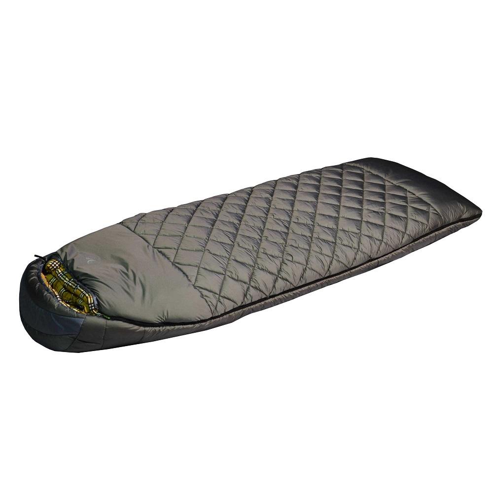 Спальный мешок Prival ЛапландияСпальный мешок ЛАПЛАНДИЯ - новинка в линейке спальных мешков ТМ PRIVAL предназначен для туристов, любителей охоты, рыбалки и комфортного отдыха в холодное время года. Особенностью данной модели является его форма. Форма спального мешка Лапландия - одеяло, слегка зауженное снизу. Такая конструкция позволяет повысить теплосберегающие свойства спального мешка. Также, сохранению тепла способствуют капюшон анатомической формы, теплосберегающая планка, расположенная вдоль молнии и специальный теплосберегающий воротник. Внутренняя ткань спального мешка - мягкая фланель (100% хлопок), обеспечит комфорт в процессе эксплуатации. Благодаря специальной стежке, которая присутствует в данной модели, утеплитель в течение длительного времени не будет сбиваться и спальный мешок прослужит долго.<br><br>Вес кг: 3.00000000