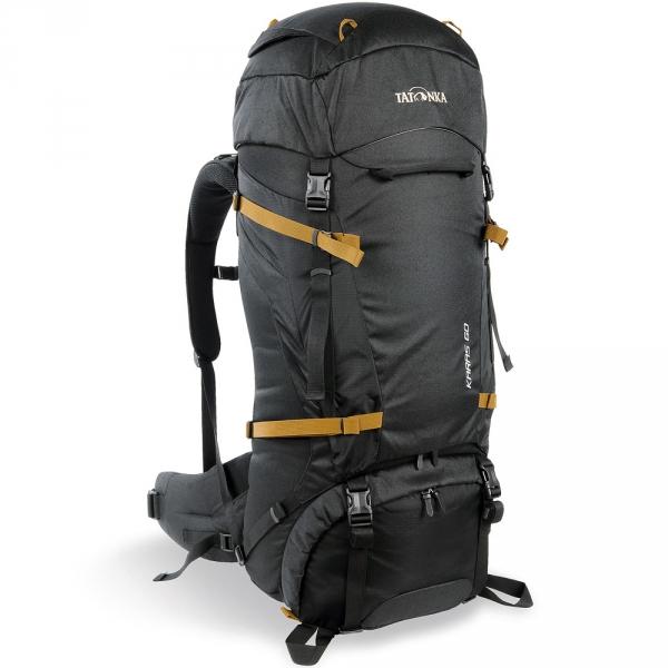 Рюкзак Tatonka Karas 60+10 blackНадежный туристический рюкзак с базовым набором характеристик. Регулируемая система Y1 гарантирует комфорт при переносе нетяжелых грузов. Отличное сочетание цена/качество.<br><br><br>Система переноски Y1<br><br>Перегородка между верхним и нижним отделеними<br><br>Петли для крепления треккинговых палок<br><br>Лямки анатомической формы<br><br>Регулируемый нагрудный ремень<br><br>Мягкий и удобный поясной ремень<br><br>Возможность затянуть или ослабить пояс одной рукой<br><br>Боковые стяжки<br><br>Ручки в передней и задней частях рюкзака<br><br>3D-вход в основное отделение<br><br>Карман в крышке рюзака<br><br>Съемная регулируемая крышка рюкзака<br><br>Просторные боковые карманы<br><br>Вес кг: 2.35000000