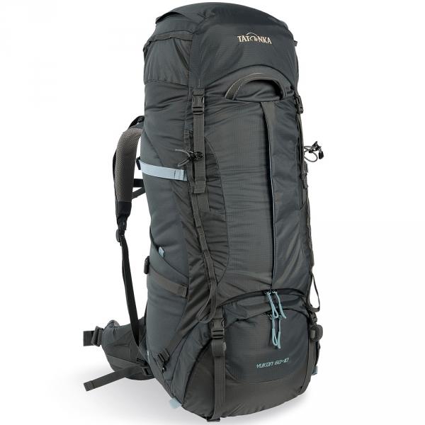 Рюкзак Tatonka Yukon 60+10 Women titan greyЖенский рюкзак Tatonka Yukon 60+10 Women - это идеальный выбор для широкого спектра туризма. Рюкзак оптимизирован для нагрузок до 25 кг и предлагает идеальное сочетание легкости, прочности и производительности. Вес и эффективность v2 - это несущая система, которая на протяжении многих лет получала отличные награды, была улучшены для сезона 2017, с одной стороны, за счет использования более легких материалов, а с другой трехмерным поясным ремнем. Удобный вход по центру рюкзака даёт возможность гораздо проще произвести укладку. Дно рюкзака изготовлено из прочного материала Cordura.<br><br>Вес кг: 2.40000000