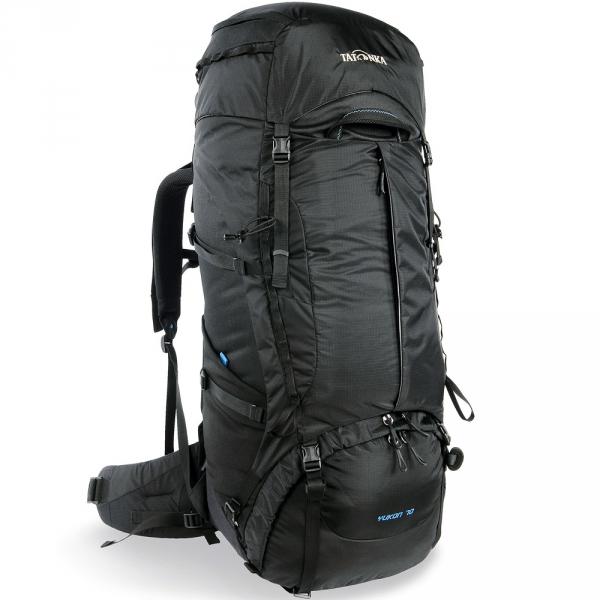 Рюкзак Tatonka Yukon 70+10 blackРюкзак Tatonka Yukon 70+10 - это идеальный выбор для широкого спектра туризма. Рюкзак оптимизирован для нагрузок до 25 кг и предлагает идеальное сочетание легкости, прочности и производительности. Вес и эффективность v2 - это несущая система, которая на протяжении многих лет получала высокие награды, была улучшена для сезона 2017, с одной стороны, за счет использования более легких материалов, а с другой&amp;nbsp; трехмерным поясным ремнем. Удобный вход по центру рюкзака даёт возможность гораздо проще произвести укладку. Дно рюкзака изготовлено из прочного материала Cordura.<br><br>Вес кг: 2.60000000