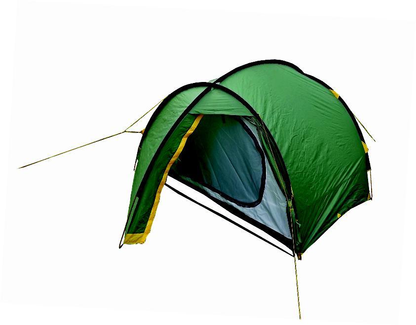 Палатка Talberg Marel 2Большая двухслойная туристическая палатка с двумя тамбурами. Палатка на 3 дугах, одна средняя основная и две поддерживающие.<br><br>Вес кг: 3.40000000