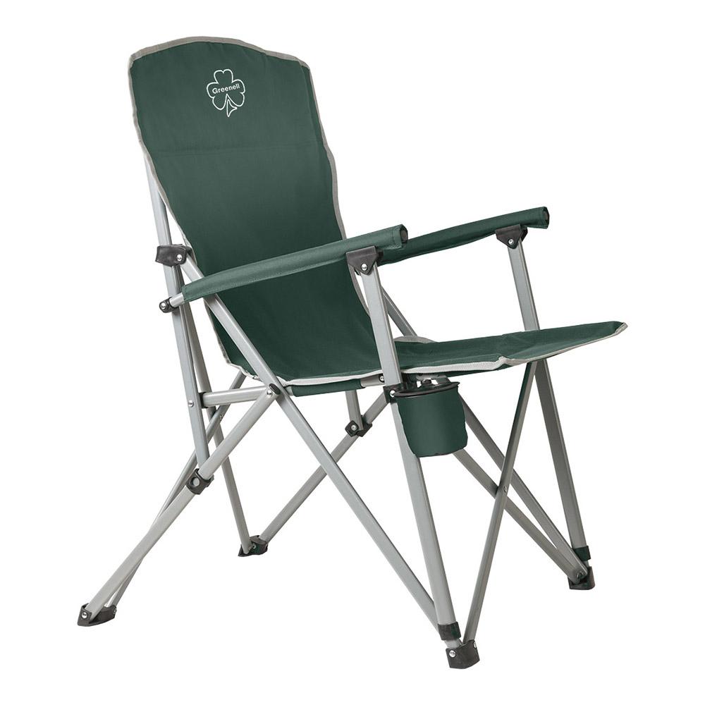 Кресло Greenell FC-7 v2 складноеGreenell FC-7 v2 удобное кресло для отдыха. Стальной каркас кресла рассчитан на нагрузку до 150 кг. Компактно складывается в чехол.<br><br>Вес кг: 4.40000000