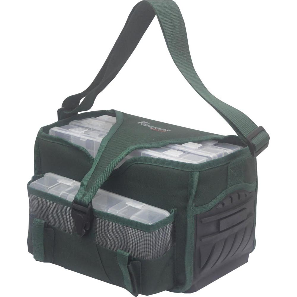 Сумка Nova Tour Кейс для рыбалкиОчень удобная сумка для активных рыбаков, когда все приманки должны быть под рукой!<br>