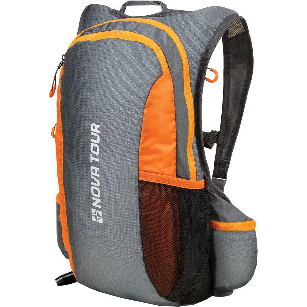 Рюкзак Nova Tour Фотон 20 серыйЛегкий спортивный рюкзак с мягкой спиной, отдельным карманом под гидратор. Подойдет для длительных пробежек, ориентирования и мультигонок.<br><br>Вес кг: 1.00000000