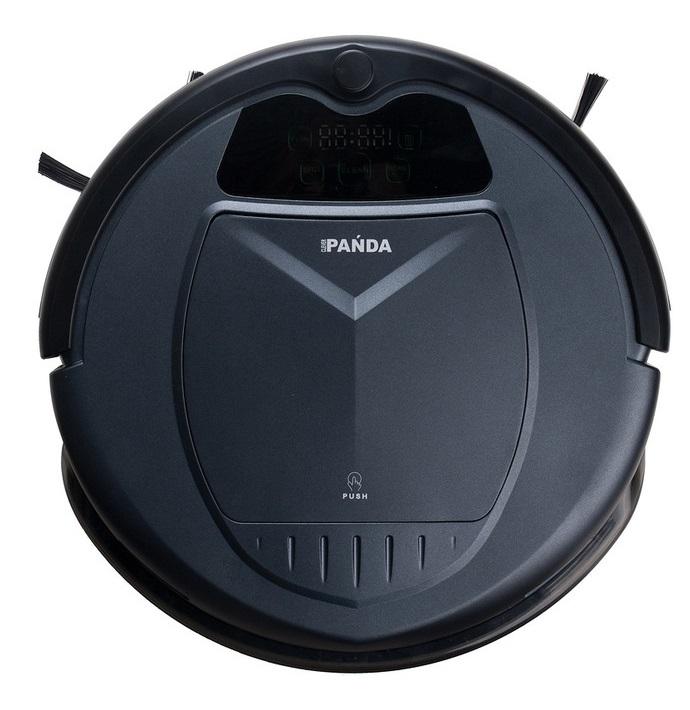 Робот-пылесос PANDA X900 ProPANDA x900pro. Модельного ряда 2017 года. PANDA x900pro, это модернизированная версия старой-доброй 900-ки. Отличительные особенности :<br><br><br>Изменен дизайн корпуса.<br><br>Цвет - матовый серый.<br><br>Мощность – 65 Вт<br><br>гарантия 24 месяца.<br><br><br>Робот-пылесос Panda x900 Pro полноценно чистит и убирает квартиру, освобождая вас от этого утомительного занятия, и возможно, даже заставит вас забыть об уборке насовсем.<br><br>Panda x900 Pro, может убрать до 70м2 без подзарядки, при этом мощность всасывания, достигающая 65Вт, не падает даже при низком заряде аккумулятора, которого хватает примерно на 120 минут работы. Фиксируя низкий заряд батареи, X900 сам возвращается на базу для подзарядки. Добавив к этому возможность выставлять время активности робота (например, уборка каждый день в 12 утра), и ограничение площади работы, за счет выставления виртуальных стен, можно сказать, что робот практически автономен и не требует активного внимания и участия.<br><br>Главное отличие Панды от других роботов-пылесосов — отсутствие турбощетки на днище корпуса. Многие владельцы роботов-пылесосов, у которых живут домашние питомцы, сталкивались с серьезной проблемой: клочки шерсти, намотавшиеся на щетку, снижали качество уборки или даже портили роботов. Инженерам Panda удалось реализовать эффективную систему уборки, которой не страшны длинные волосы. А необходимое обслуживание и чистка робота-пылесоса сведены к минимуму.<br><br>Подробнее читайте в нашем обзоре на роботы-пылесосы Panda<br><br>Вес кг: 4.00000000