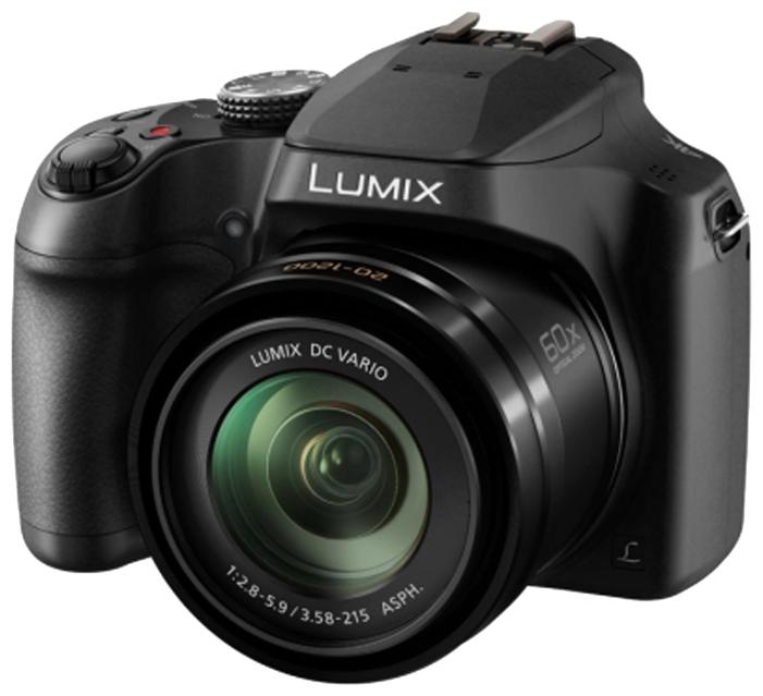 Компактный фотоаппарат Panasonic Lumix DC-FZ82Сверхширокий и динамичный зум 20-1200 мм.<br><br>Ловите моменты как вблизи, так и вдали. Объектив с фокусным расстоянием 20-1200 мм и возможность фото- и видеозаписи в формате 4K гарантировано позволят запечатлевать такие быстротечные моменты при активной съемке вне помещений.<br>