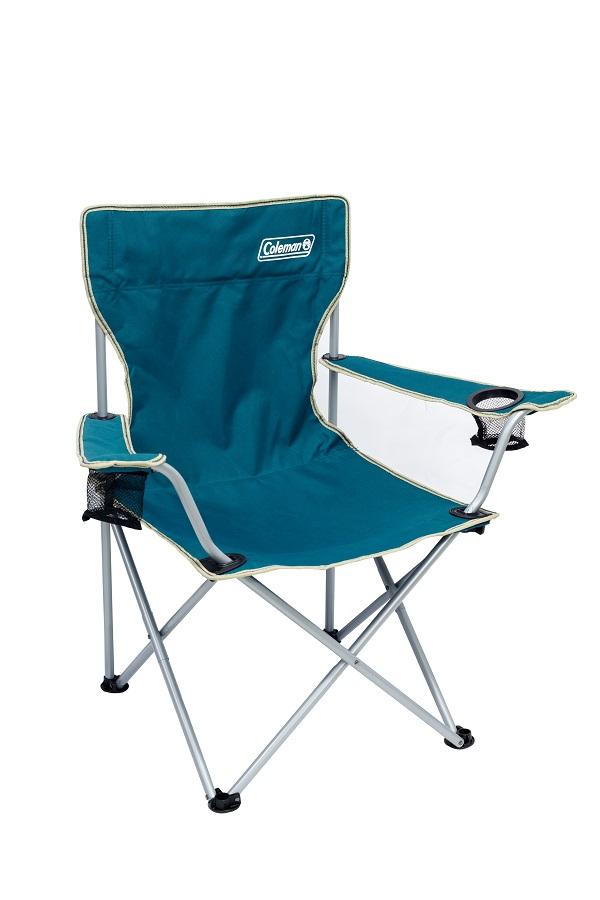 Кресло Coleman складноеCкладное кресло с каркасом из стальных труб - выдерживает вес до 120 кг.<br><br>Вес кг: 3.00000000