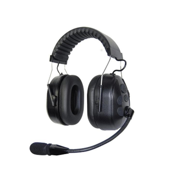 Гарнитура Vostok BTHDH-12 Bluetooth шумозащита, выносной микрофонБеспроводная Bluetooth, шумозащитная гарнитура, с выносным микрофоном (модуль Bluetooth для коммутации с р/с в комплект не входит)<br>