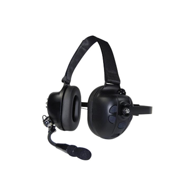 Гарнитура Vostok BTHDH-14 Bluetooth шумозащита, выносной микрофонБеспроводная Bluetooth, шумозащитная гарнитура, с выносным микрофоном, затылочная дужка крепления (под каску) (модуль Bluetooth для коммутации с р/с в комплект не входит)<br>