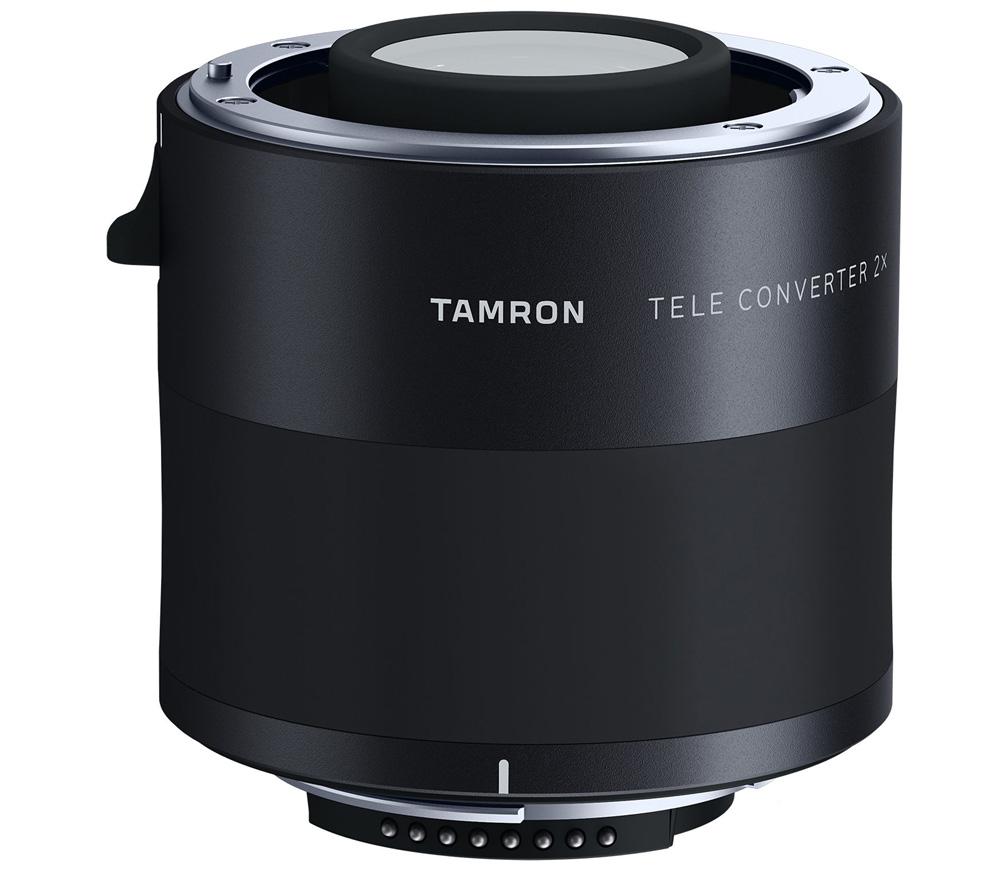 Телеконвертер Tamron TC-X20N 2.0x NikonКонвертер, созданный специально для новых объективов Tamron SP 150-600mm F/5-6.3 Di VC USD G2 (A022) и SP 70-200mm f/2.8 Di VC USD G2 (A025). Увеличивает фокусное расстояние в 2 раза, снижая светосилу объектива на 2 ступени. Автоматическая фокусировка остается доступной (в зависимости от камеры и объектива). Конвертер использует то же просветляющее покрытие BBAR, что и сам объектив - это исключает цветовые искажения и минимизирует вероятность появления ореолов и бликов. Оптический стабилизатор работает так же эффективно, а кроме того сохраняется пыле- и влагозащита объектива и камеры. Корпус телеконвертера выполнен из алюминия, байонетное крепление со стороны камеры - из нержавеющей стали, со стороны объектива - из латуни.<br><br>Вес кг: 0.35000000