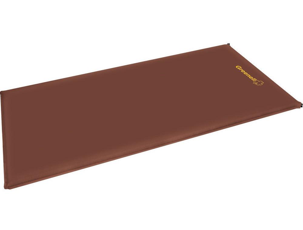 Коврик Greenell Люкс самонадувающийсяКоврик для кемпингового отдыха с максимальным комфортом. Самонадувающийся коврик стандартного размера с необычайно комфортной толщиной 10 см. Эластичная ткань верха повторяет контур тела и дает ощущуния уюта. Вся серия ковриков соединяется между собой.<br><br>Вес кг: 3.00000000