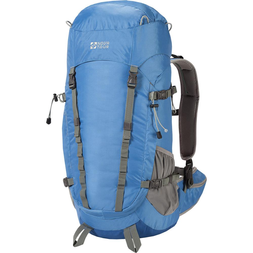 Рюкзак Nova Tour Грифон 50Треккинговый рюкзак с большим фронтальным входом позволяет легко достать вещь прямо из середины рюкзака. Удобный поясной ремень позволит разгрузить плечи и спину и насладится прогулкой.<br><br>Большой фронтальных вход для удобного использования<br><br>Вес кг: 1.30000000