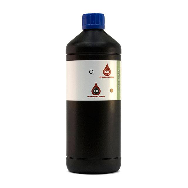 Фотополимер Fun To Do Industrial Blend промышленный, натуральный (1 л)Промышленный полимер Fun To Do Industrial Blend (Funtodo IB) повышенной прочности, способный сохранять свои физические свойства при очень низких и очень высоких температурах. Он был протестирован в диапазоне температур от -45С до +225 С. Благодаря этим свойствам он является одним из немногих полимеров, которые отлично подходят для процесса горячей вулканизации. Благодаря высокой жесткости, модель из промышленной смолы Industrial Blend после полимеризации близка по ощущению и свойствам к изделию из литого пластика. Твёрдость полимера Industrial Blend по Шору составляет 75 по шкале D. Вязкость 95 mPas.<br>