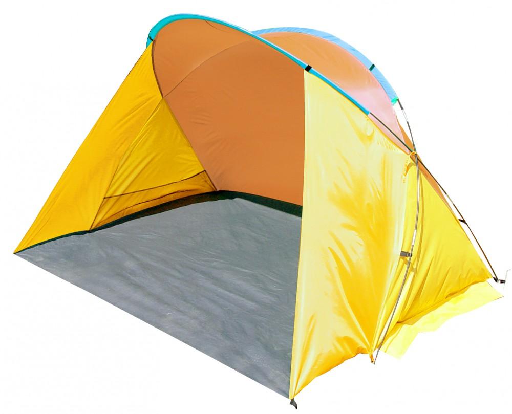 Тент Trek Planet Miami Beach желтый/оранжевый, пляжный тентПляжный тент Trek Planet Miami Beach, обеспечивает защиту от солнца, ветра и даже легких осадков - особенно полезен для очень маленьких детей. Очень прост в установке, имеет малый вес и удобный чехол с ручкой для переноски.<br><br><br>Простая и быстрая установка,<br><br>Тент палатки из полиэстера, с пропиткой PU водостойкостью 800 мм<br><br>Каркас выполнен из прочного стекловолокна,<br><br>Дно изготовлено из прочного армированного полиэтилена,<br><br>Утяжеляющие карманы для песка для устойчивости тента,<br><br>Карманы для мелочей по бокам тента,<br><br>Растяжки и колышки в комплекте.<br><br>Вес кг: 1.50000000