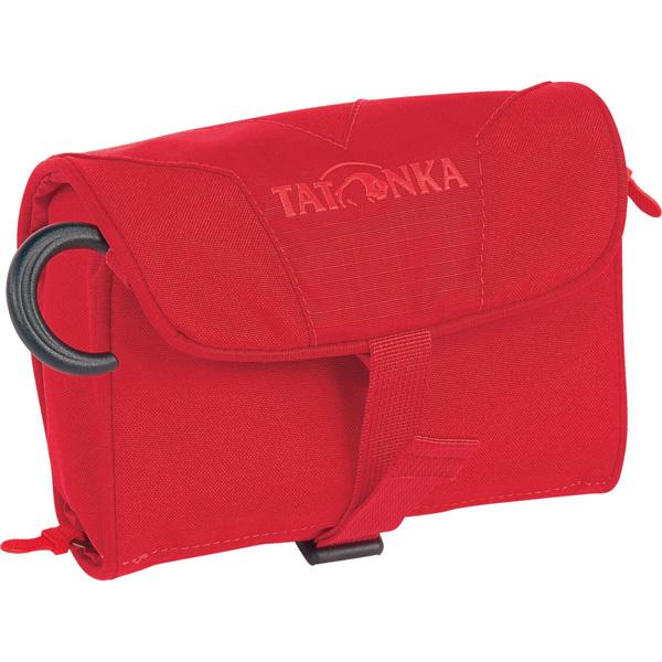 Косметичка Tatonka Mini Travelcare redРаскладная мини косметичка для походов и путешествий. Идеальная организация внутреннего пространства позволяет разместить все необходимое.<br>