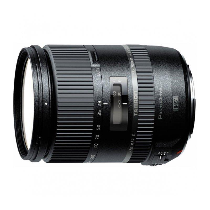 Объектив Tamron 28-300mm f/3.5-6.3 Di PZD Minolta ATamron 28-300mm f/3.5-6.3 Di PZD Minolta A ( Sony ? ) - универсальный объектив с переменным фокусным расстоянием для 35-мм зеркальных камер основных автофокусных систем. Новая оптическая конструкция объектива состоит из 19 элементов в 15 группах, в том числе включает в себя четыре LD элемента из стекла с низким коэффициентом дисперсии, три литых асферических элемента из стекла с аномальной дисперсией, один гибридный асферический элемент, один XR элемент из стекла с повышенным коэффициентом преломления и один UXR элемент из стекла со сверхвысоким коэффициентом преломления. Нанесено широкополосное покрытие BBAR для защиты от бликов и от эффекта двоения изображения. Подходит к камерам с байонетом Sony ?<br><br>Вес кг: 0.60000000