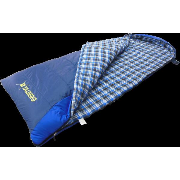 Спальный мешок Talberg BussenСпальный мешок Talberg Bussen, температура комфорта 0...-13°C, вес 2.15 кг<br><br>Вес кг: 2.20000000