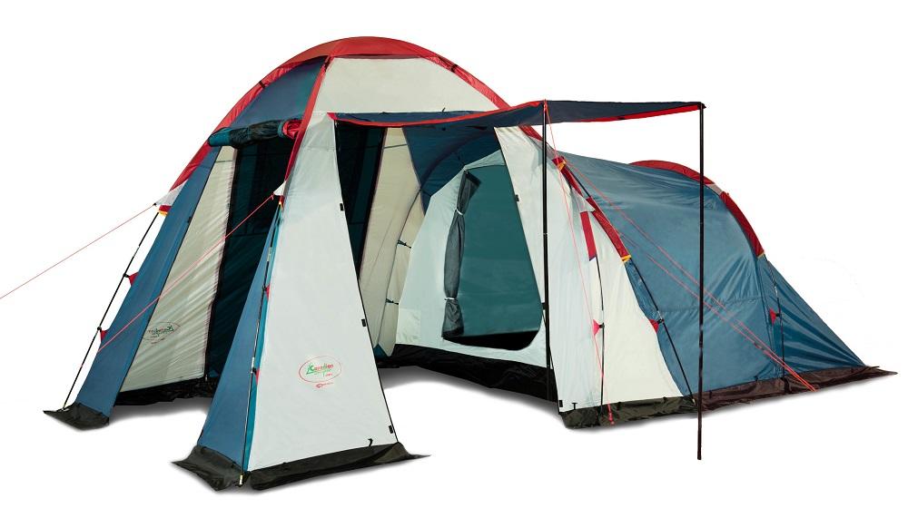 Палатка Canadian Camper HYPPO 4 кемпинговаяДвухслойная четырёхместная кемпинговая палатка. HYPPO - популярная туристическая палатка с относительно небольшим весом, и главное, ценой. Модель легка в установке, вместительна и просторна. Одна спальня, большой и высокий тамбур-прихожая с тремя входами, двери которых имеют антимоскитные сетки по всей площади. В жаркую погоду Вы можете открыть все двери палатки, оставив только антимоскитные сетки в их проёмах. Дверь тамбура можно использовать как дополнительный козырёк над входом. Для улучшения вентиляции палатка имеет верхнее вентиляционное окно, также дополнительное окно имеет спальное отделение. Все окна оснащены антимоскитными сетками. У палатки есть юбка по всему периметру. Возможно использование тента без спального отделения. Палатка выпускается в двух цветовых решениях - ROYAL и WOODLAND.<br>Не комплектуется полом для тамбура.<br><br>Вес кг: 8.70000000