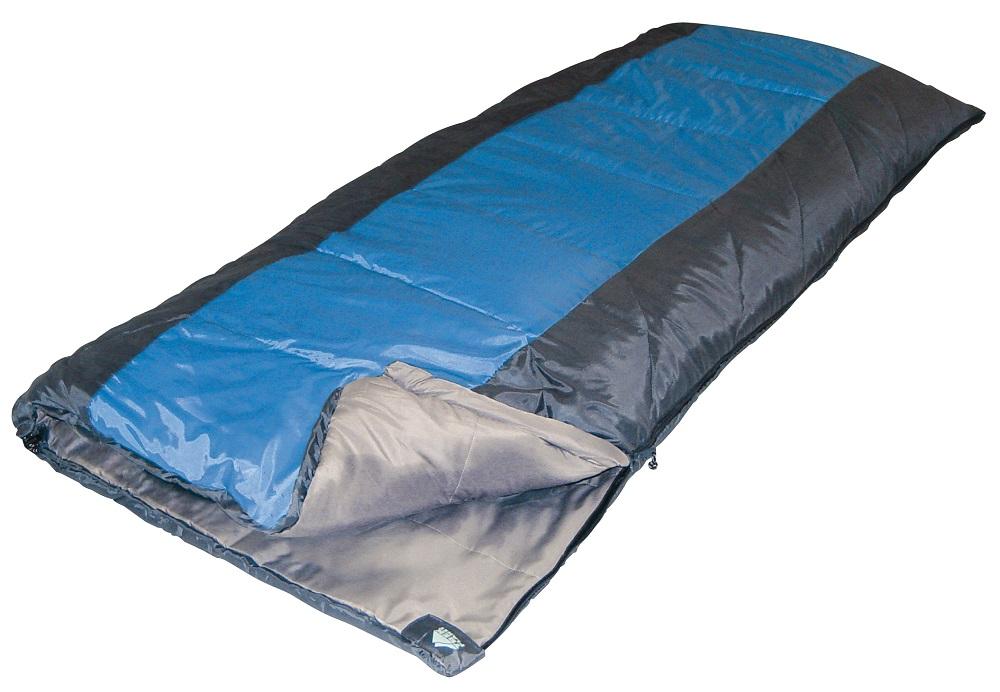 Спальный мешок Trek Planet AspenКомфортный, просторный и теплый 3-х сезонный спальник-одеяло TREK PLANET Aspen. Его отличительная особенность - натуральная внутренняя ткань поликоттон: прекрасно дышит и дает приятные ощущения во время сна. Спальник прекрасно подойдет для походов и отдыха на природе в холодные дни весенне-осеннего периода. Также его можно использовать как обычное теплое одеяло. Утеплен двумя слоями техничного 4-канального волокна Hollow Fiber.<br><br>4-канальный наполнитель Hollow Fiber,<br>Внешний материал: полиэстер,<br>Внутренняя ткань: натуральный поликоттон,<br>Молния имеет два замка с обеих сторон и расположена по двум сторонам спальника, короткой и длинной,<br>Термоклапан вдоль молнии,<br>Внутренний карман,<br>Возможно состегивание спальников между собой (левая молния: артикул 70362-L),<br>К спальнику прилагается компрессионный чехол из прочного полиэстера для удобного хранения и переноски.<br><br>Вес кг: 2.10000000