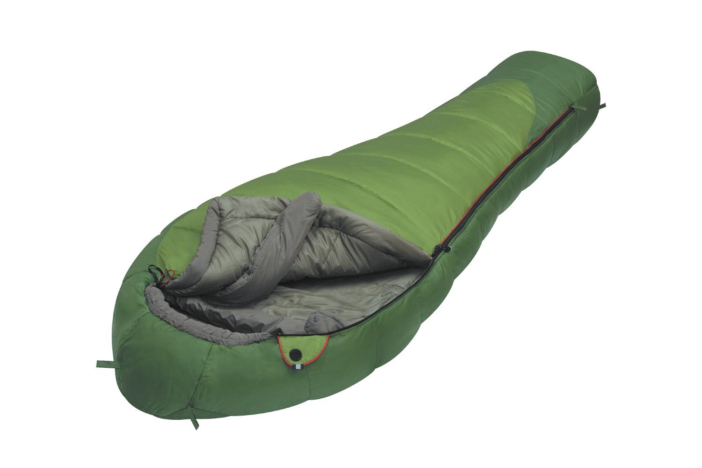 Спальный мешок Alexika MountainAlexika Mountain спальный мешок-кокон, трехсезонный, температура комфорта от -3°С до 2°С, синтетический наполнитель (2 слоя), состегивание с аналогичным спальником, вес 1.9 кг<br><br>&amp;gt;<br><br>Вес кг: 1.90000000