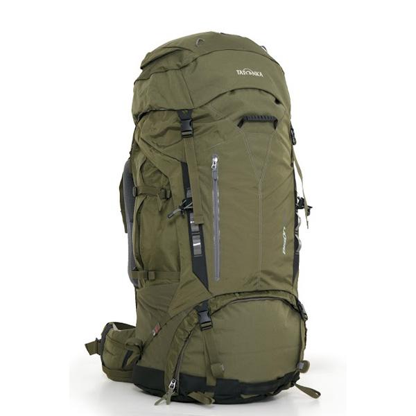Рюкзак Tatonka Bison 120 olive 1429.331Флагманская модель больших рюкзаков Tatonka. Трекинговый рюкзак для переноски тяжелых грузов, специально расчитан на длительные переходы . Конструктивно разделен на три части - верхнее, основное и нижнее отделение. Большой передний клапан на скрытой молнии позволяет осуществить загрузку с передней стороны. Регулируемая система подвески Х1 отлично прилегает к спине, благодаря мягким, эргономичным плечевым ремням и комфортабельной подкладке на спинке рюкзака, идеально распределяет вес и позволяет переносить большие грузы. Рюкзак имеет крепление для ледоруба, отделение для аптечки. Рюкзак выполнен из прочных материалов: Cordura 700D/420 HD Honey Cross, материал дна: Cordura 700D.<br><br><br>Система подвески Х1 для переноски тяжелых грузов.<br><br>Подкладка в спине с различной степенью жесткости.<br><br>Комфортабельные плечевые ремни.<br><br>Регулируемый по высоте клапан.<br><br>Большой передний клапан на молнии.<br><br>Съемное нижнее отделение.<br><br>Передний карман на герметичной молнии.<br><br>Боковые карманы.<br><br>Комфортабельный регулируемый пояс.<br><br>Ручки для переноски.<br><br>Съемное крепление ледоруба.<br><br>Боковые стяжки.<br><br>Прочное дно из Texamid.<br><br>Отделение для аптечки.<br><br>Вес кг: 4.40000000