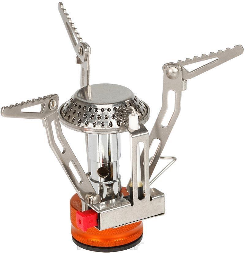 Горелка газовая Fire-Maple FMS-102 портативнаяКлассическая газовая портативная горелка FMS-102 выпущена на рынок в 2003 году. В этой портативной горелке применено новое технологическое решение, которое позволяет ставить на горелку емкости от малого до большого размера, благодаря универсальным лапкам-держателям имеющим 2 режима раскладывания. Объемная высокая конфорка обеспечивает сильное стабильное пламя и увеличивает мощность. Компактная складная горелка сделана из нержавеющей стали и сплава алюминия. Газовая портативная горелка FMS-102 снабжена ниппелем, особой системой предотвращения потери топлива при каждом подсоединении и отсоединении сменного картриджа. Это позволяет в разы снизить расход жизненно необходимого топлива в путешествии. Дополнительно имеется пьезоэлектрический поджиг, что позволяет мгновенно зажечь пламя. Эта модель отлично подходит для использования с резьбовыми сменными картриджами любых типов. Возможно подсоединение к цанговому баллону при помощи адаптера FMS-701.<br><br>Вес кг: 0.20000000