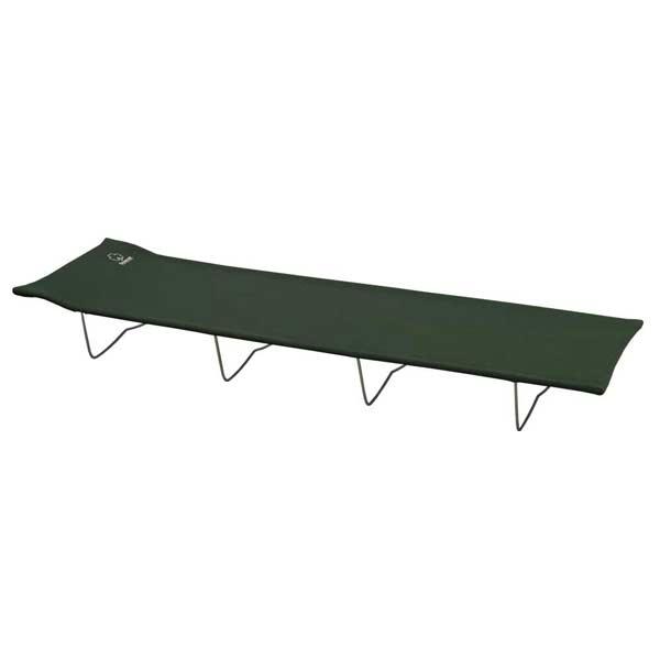 Кровать Greenell BD-5 складнаяКемпинговая кровать-раскладушка, в сложенном виде упаковывается в чехол и занимает минимум места при транспортировке.<br><br>Вес кг: 3.00000000
