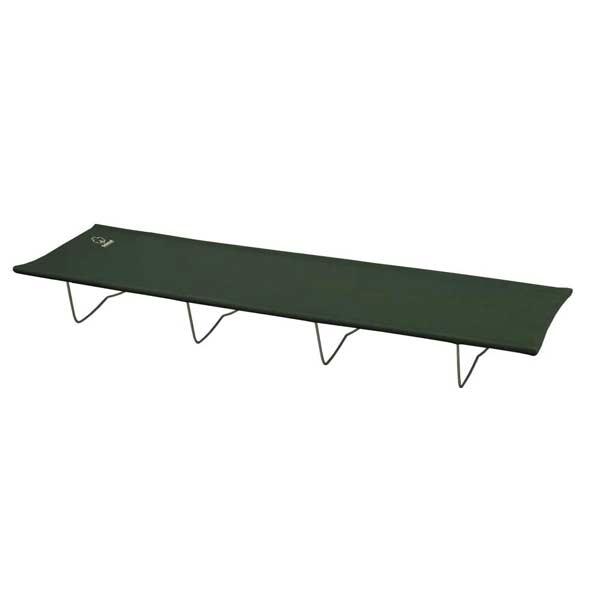 Кровать Greenell BD-6L складнаяКемпинговая кровать. Для хранения и транспортировки упаковывается в чехол. Занимает минимум места в сложенном виде.<br><br>Вес кг: 4.60000000