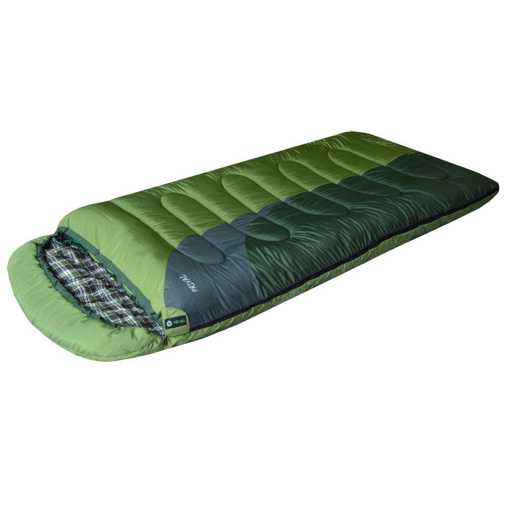 Спальный мешок Prival БерлогаСпальный мешок БЕРЛОГА (Prival) предназначен для использования в межсезонье. В этом туристическом спальном мешке применяется утеплитель ФАЙБЕРПЛАСТ – нетканое полотно, представляющее собой экологически чистый наполнитель, в течение длительного времени сохраняющий свои качества, износостойкий, теплосберегающий, способный восстанавливать форму. Благодаря характеристикам наполнителя, спальный мешок БЕРЛОГА рассчитан на длительную эксплуатацию и выдержит большое количество стирок. Эта модель имеет увеличенные размеры.<br>