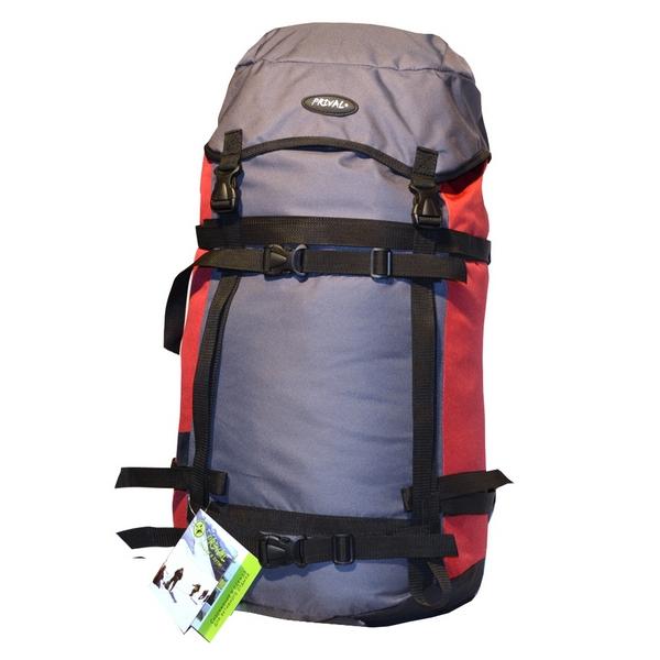 Рюкзак Prival Маршрутный 65 КрасныйУниверсальный и технически оснащённый туристический рюкзак «Маршрутный 65 Красный» (Prival) предназначен для переноски небольшого количества груза с удобством. Внешняя подвеска рюкзака позволяет закрепить на фасаде дополнительное снаряжение и оборудование. Возможность крепления сноуборда или горных лыж. Рюкзак Маршрутный может использоваться как Штурмовой. Рюкзак имеет одно общее отделение. Карман на клапане. Внутренний карман для документации или другого плоского снаряжения. Мягкая спинка, регулируемый поясной ремень и регулируемые лямки делают рюкзак очень удобным при переноске оборудования и снаряжения, при этом бескаркасная спинка значительно снижает вес изделия и уменьшает объём в сложенном состоянии.<br>