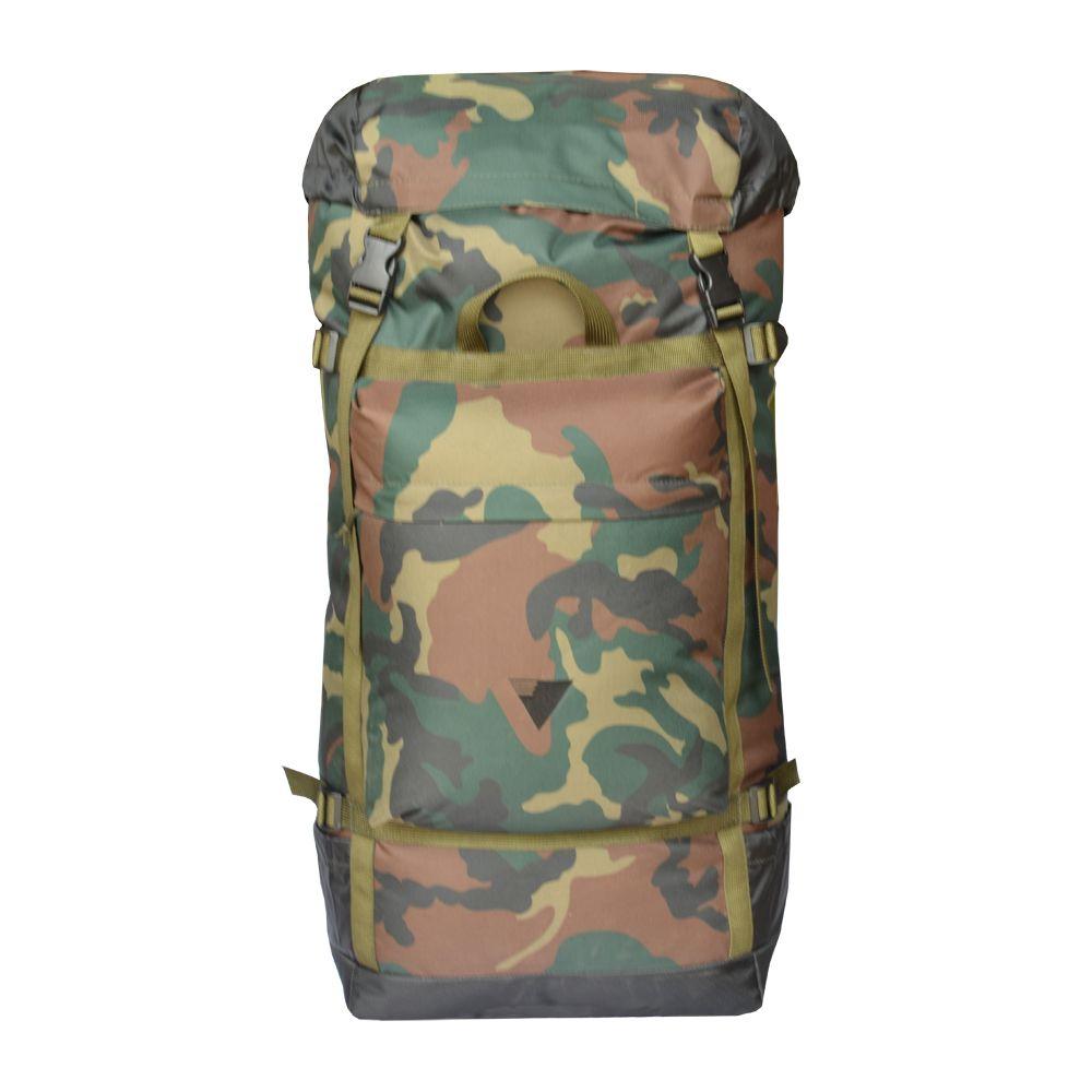 Рюкзак Prival Михалыч 50 КамуфляжУниверсальный, лёгкий и объемный&amp;nbsp;рюкзак Михалыч&amp;nbsp;(Prival). Прекрасный выбор для любителей охоты, рыбалки или начинающих путешественников. Минимальный вес, регулируемый клапан, две ручки для транспортировки, большой фронтальный карман и боковые кармашки дополнят комфорт при эксплуатации. Регулировка подвесной системы максимально проста. Компрессионные стяжки по бокам позволяют регулировать объем.<br><br>Характеристики:<br><br>Назначение:&amp;nbsp; Для охоты и рыбалки<br><br>Исполнение:&amp;nbsp; Мягкий<br><br>Лямок:&amp;nbsp;2 шт<br><br>Грудная стяжка: нет<br><br>Поясной ремень: нет<br><br>Клапан:&amp;nbsp;есть<br><br>Тип:&amp;nbsp;унисекс<br><br>Объём:&amp;nbsp;50 литров<br><br>Грузоподъёмность:&amp;nbsp;до 30 кг<br><br>Ткань:&amp;nbsp;Poly Oxford 600D PU RipStop<br><br>Ткань дна:&amp;nbsp;Poly Oxford 600D PU RipStop<br><br>Цвет:&amp;nbsp;Мультикам, хаки, нато, лес пиксель<br>