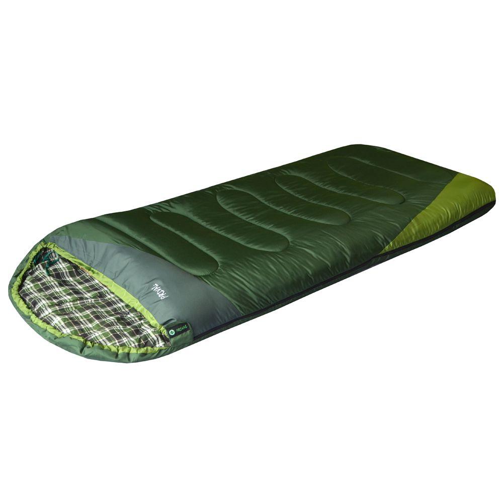 Спальный мешок Prival Степной XLСпальный мешок СТЕПНОЙ XL (Prival)– модель, изготовленная из высококачественной ткани и наполнителя. По форме представляет собой одеяло увеличенных размеров с подголовником. Эта модель спального мешка прекрасно подойдет любителям летнего туризма, а также для отдыха на природе в демисезонный период. Несмотря на увеличенные размеры, модель имеет малый вес, компактную упаковку. Благодаря специальной молнии есть возможность состегивать два спальника вместе, а также в расстегнутом виде использовать как одеяло.<br>