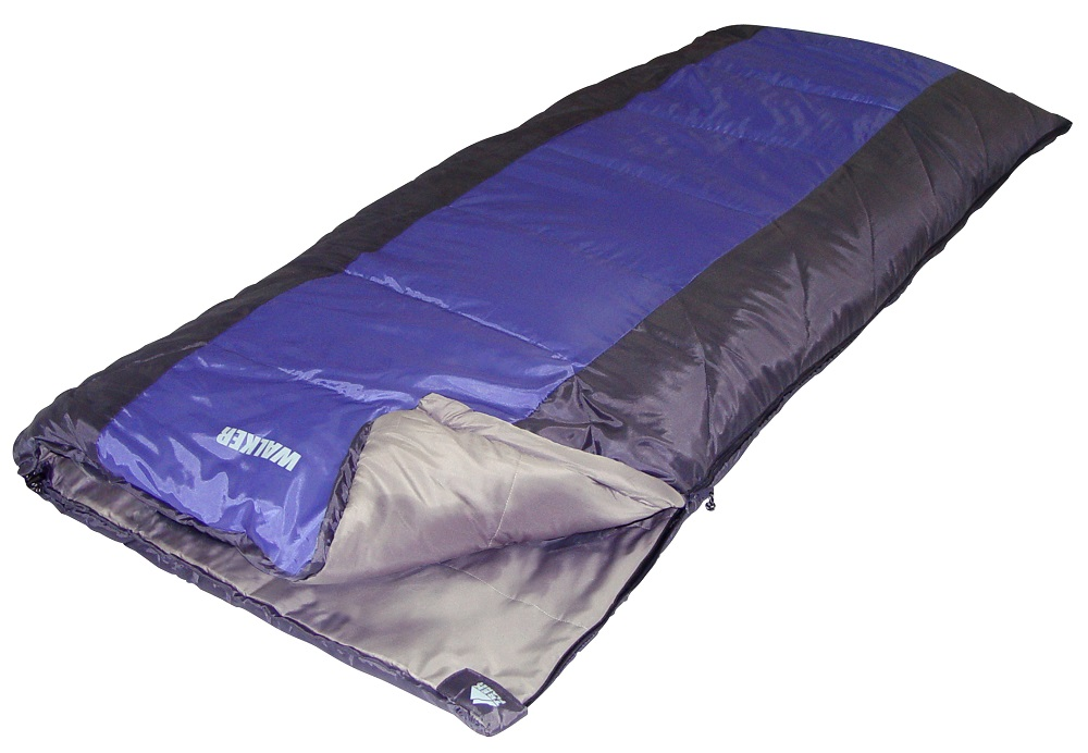 Спальный мешок Trek Planet WalkerКомфортный, просторный и теплый спальник-одеяло TREK PLANET Walker предназначен для походов и для отдыха на природе как в летнее время, так и в весенне-осенний период. Также спальный мешок можно использовать как обычное теплое одеяло. Утеплен двумя слоями техничного 4-канального волокна Hollow Fiber. Внутренняя ткань: мягкий полиэстер (Pongee).<br><br>4-канальный наполнитель Hollow Fiber,<br>Внешний материал: полиэстер,<br>Внутренняя ткань: мягкий полиэстер (Pongee),<br>Молния имеет два замка с обеих сторон,<br>Термоклапан вдоль молнии,<br>Внутренний карман,<br>Возможно состегивание спальников между собой,<br>К спальнику прилагается чехол для удобного хранения и переноски.<br><br>Вес кг: 1.70000000