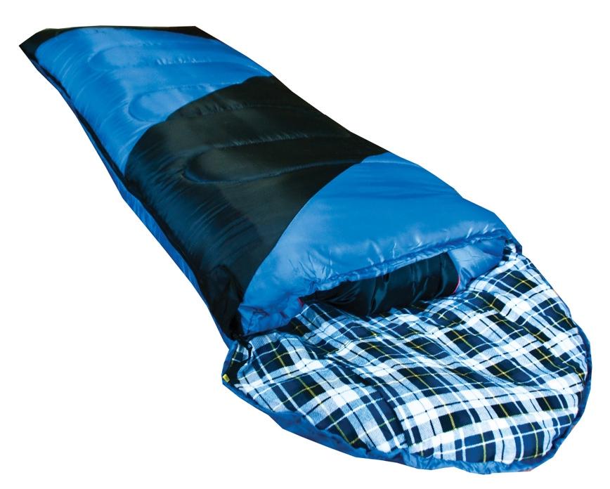 Спальный мешок Tramp Nightlifeспальный мешок-одеяло, трехсезонный, температура комфорта от 5°С, синтетический наполнитель, вес 2.1 кг<br><br>Вес кг: 2.20000000