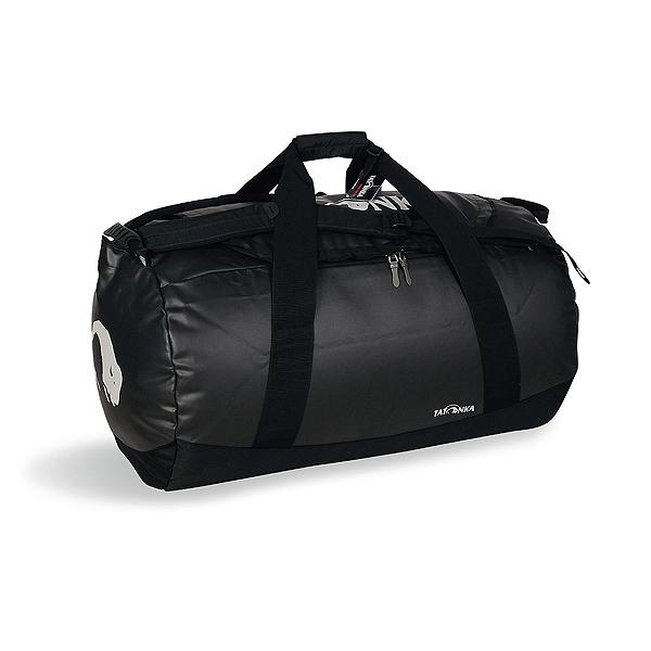 Сумка Tatonka Barrel L blackСверхпрочная сумка в спортивном стиле для путешествий. Благодаря комбинации материалов Textreme и Tarpaulin сумка Barrel обладает исключительной прочностью. Сумка имеет мягкое дно, сетчатый карман под крышкой и широкие и прочные ручки для переноски и специальные убирающиеся ручки для переноски сумки на спине.<br><br><br>особо прочные материалы<br><br>дно с мягкой подкладкой<br><br>сетчатый карман под крышкой<br><br>широкие ручки для переноски<br><br>скрытые плечевые ремни<br><br>табличка<br><br>Вес кг: 1.90000000