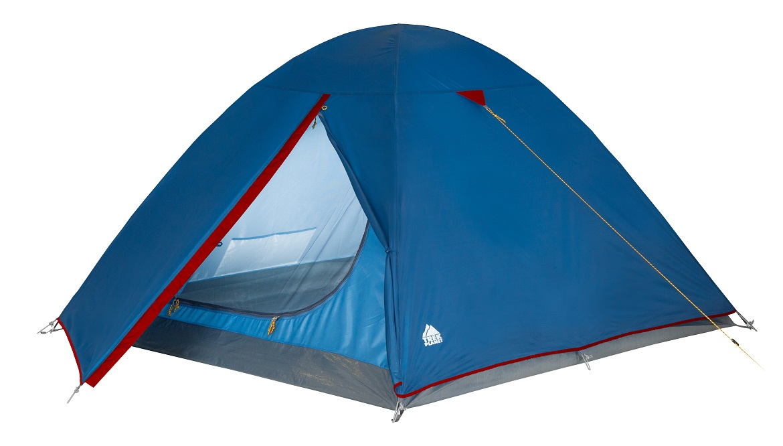Палатка Trek Planet Dallas 4 трекинговаяЧетырехместная палатка с удобным тамбуром TREK PLANET Dallas 4 - самая доступная по цене среди двухслойным палаток.<br><br><br>Палатка легко и быстро устанавливается,<br><br>Тент палатки из полиэстера, с пропиткой PU водостойкостью 2000 мм, надежно защитит от дождя и ветра, все швы проклеены,<br><br>Каркас выполнен из прочного стеклопластика,<br><br>Дно изготовлено из прочного армированного полиэтилена,<br><br>Внутренняя палатка, выполненная из дышащего полиэстера, обеспечивает вентиляцию помещения и позволяет конденсату испаряться, не проникая внутрь палатки,<br><br>Удобная D-образная дверь на входе во внутреннюю палатку<br><br>Москитная сетка на входе во внутреннюю палатку в полный размер двери,<br><br>Вентиляционный клапан,<br><br>Внутренние карманы для мелочей,<br><br>Возможность подвески фонаря в палатке.<br><br>Палатка упакована в сумку-чехол с ручками, застегивающуюся на застежку-молнию.<br><br>Вес кг: 3.50000000